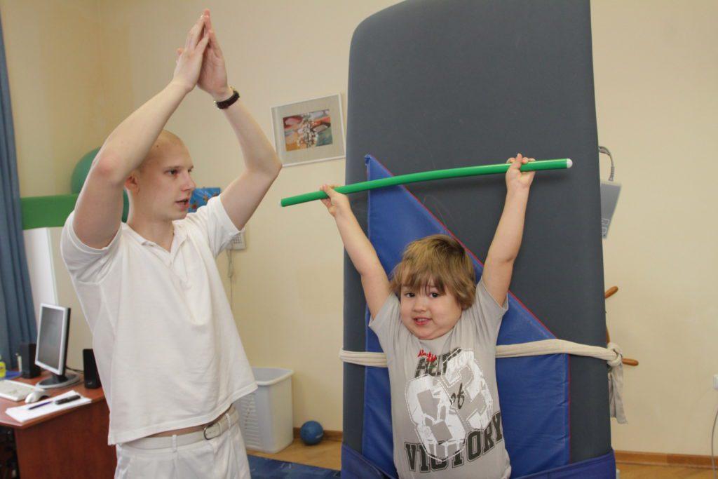 Krankengymnastik