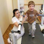 Laufband Mechanotherapie